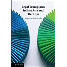 Legal Transplants in East Asia and Oceania