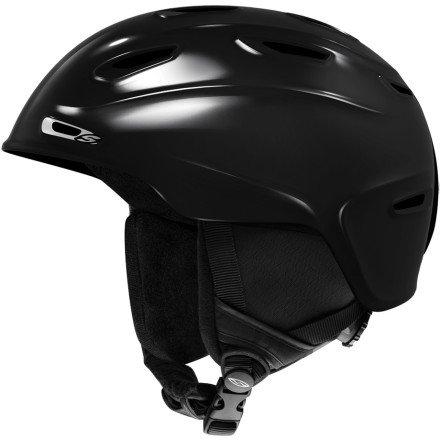 Smith Optics Aspect Helmet (Medium/55-59-cm, Matte Black), Outdoor Stuffs