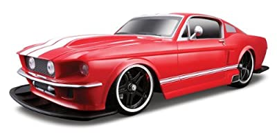 Maisto Rc 112 1967 Ford Mustang Colorsstyles May Vary from Maisto