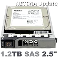 R3H6D Dell 1.2-TB 12Gb 10K 2.5 SAS w/G176J Compatible Product by NETCNA