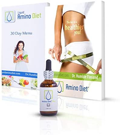 Amino Diet 30 day Weight Loss program - Lose 15-30 pounds (Regular Guidebook)