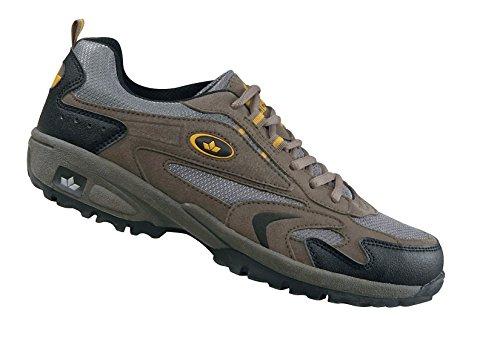 Lico Forest, Zapatos de Low Rise Senderismo Unisex Adulto Marrón (Braun/orange Braun/orange)