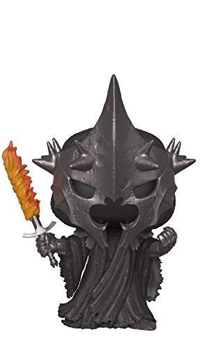 - Funko Pop Movies: Lord of The Rings - Witch King Collectible Figure, Multicolor