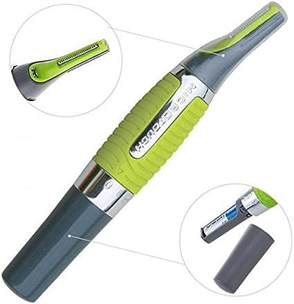 Micro Touch Max, corta pelos, precisión, color negro y verde ...
