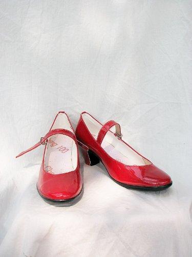 Sailor Moon Sailor Mars Rei Hino Cosplay Shoes Boots Custom Made 2