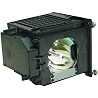 Lampsi 915P049010 Replacement TV Lamp with Housing for Mitsubishi Televisions 1-Year-Warranty