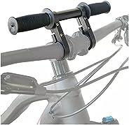 Kids Bike Seat & Handlebars Extender Kits for Mountain Bikes, Mountain Bike Saddles Child Front Mounted Bi