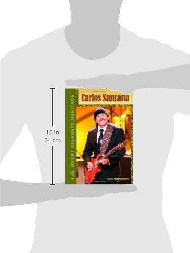 Carlos Santana (The Great Hispanic Heritage)