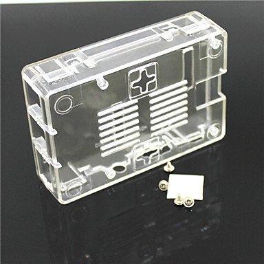 Box f/ür Raspberry Pi Model B 2/& Raspberry Pi b -transparent F/ür Arduino. F/ür Arduino-Kits ABS-Geh/äuse
