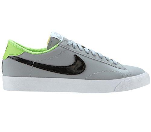 Nike Tennis Classic AC Mens Trainers 377812 Sneakers Shoes (UK 6 US 7 EU 40, Wolf Grey Black Flash Lime 021)