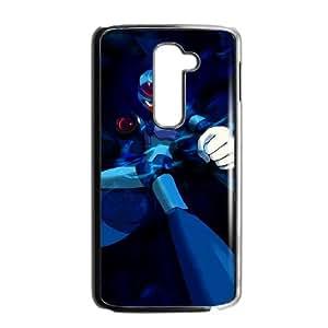 Game boy mega man Rockman LG G2 Cell Phone Case Black 05Go-461922