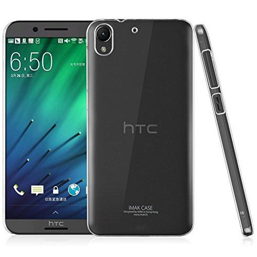 sale retailer c23a2 4de99 CarryWrap HTC Desire 728g Back Case Cover - Transparent
