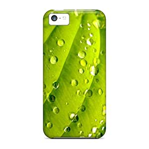 Top Quality Rugged Abstract Nature Case Cover For Iphone 5c by mcsharks