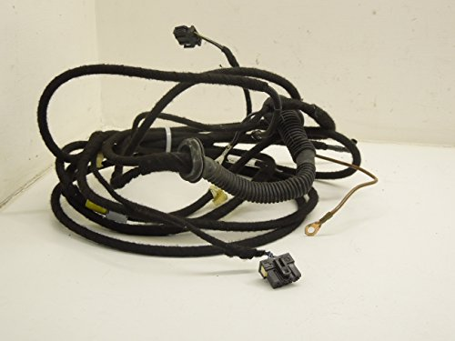 Audi A4 B6 Rear OS Right Wiring Loom Harness For Tailgate: