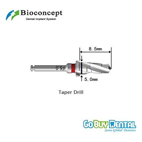 Osstem TS3(Hiossen ET3)Compatible Instrument D5.0 L8.5
