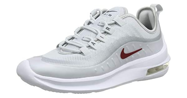 the best attitude f66b5 eb419 Nike Women s Air Max Axis Running Shoes, Gold (Pure Platinum Red  Crush Black 003), 7 UK (AA2168 003)  Amazon.ae