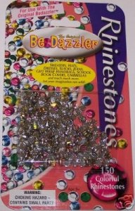 Bedazzler Rhonestone Refill Kit - 150 Pieces