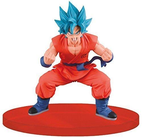Banpresto Dragon Ball Super Choshingiden Figure Super Saiyan Blue Kaio-ken