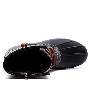 Women's 1650-1 Snow Boots SZ-10M US