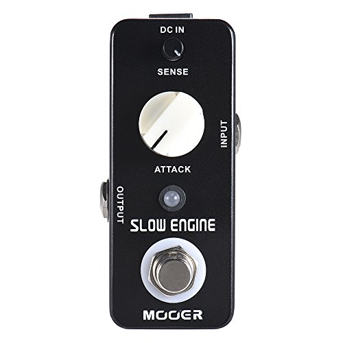 (Muslady MOOER SLOW ENGINE Slow Motion Guitar Effect Pedal True Bypass Full Metal)
