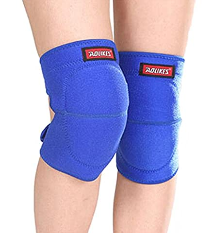 Adjustable Protective Sponge Collision Knee Pads for Gardening Sports Volleyball Skateboard Roller - Comfort Skate