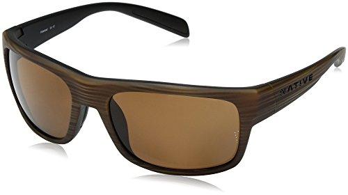 Native Eyewear Ashdown, Wood, ()
