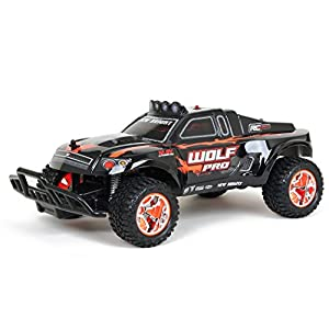 "New Bright 1:12 (14"") R/C PRO WOLF, Flat Track Racer- All About Speed"