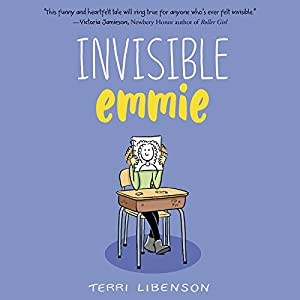 Invisible Emmie Audiobook