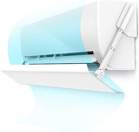 An Der Wand Montierter Universal-Luftauslass Dreistufiger Windschutzscheiben-Windabweiser F/ür Eine Klimaanlage fancyU Versenkbarer