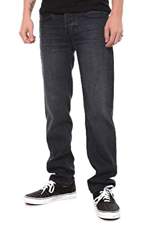 RUDE Indigo Slim Straight Fit Jeans Size : 26