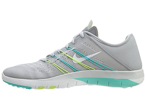 Gris Hyper Entrainement TR 6 Ghost Green White Free NIKE Grey Turquoise Wolf Chaussures Femme de Running x8qAwPnY