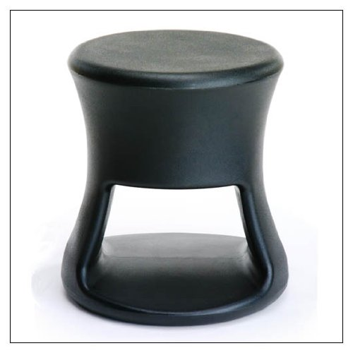 OFFI Tiki Kid's Stool Finish: Black