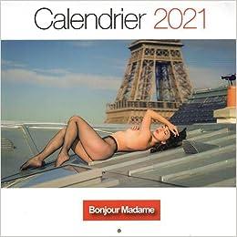 Amazon.fr   BONJOUR MADAME 2021   Carabas Editions   Livres