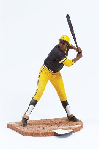 McFarlane Toys, MLB Cooperstown Series 2 Figure, Willie Stargell Pittsburgh Pirates Black Jersey