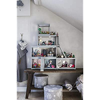 Melody Jane Dollhouse Lundby Modern Grandparents Grandma & Grandpa: Toys & Games
