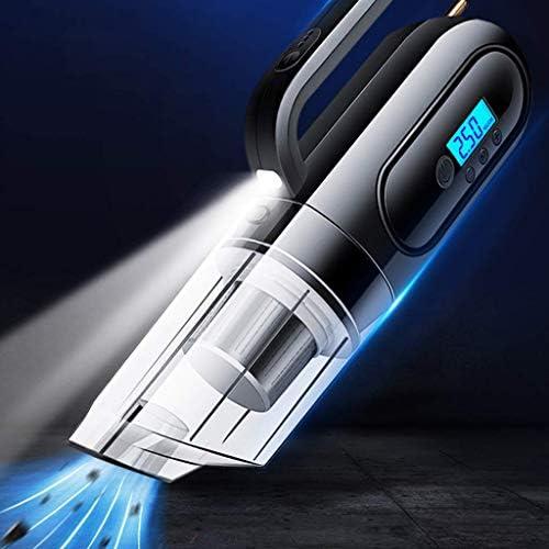 WNTHBJ Aspirateur Monté Véhicule, Puissant À Double Usage dans La Voiture, Multi-Function Quatre-en-Un Portable Aspirateur