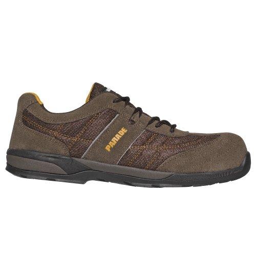 Parade 07relena8859zapato de seguridad bajo marrón, Marrón, 07RELENA88 59 PT43
