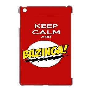 iPad Mini Phone Case White Bazinga UKT8565479