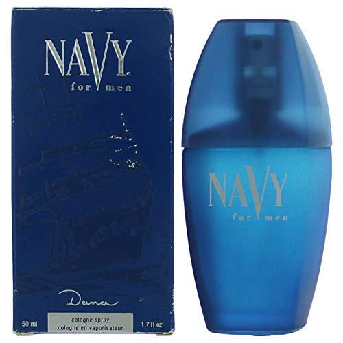 Navy By DANA FOR MEN 1.7 oz Cologne Spray