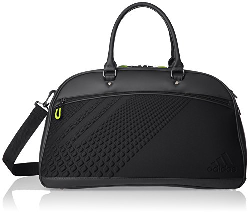 [adidas golf] Boston bag L51 ~ W24 ~ H31cm / with shoes in pocket / AWT 86 A92356 by adidas (Image #1)