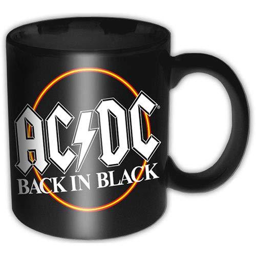 Rock Off AC/DC - Classic Logo Giant 32 Ounce Ceramic Mug ()