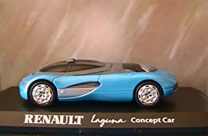 Renault Laguna, concept Car, Modelo de Auto, modello completo, Norev 1:43