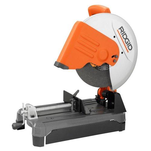 RIDGID 14 in. Abrasive Cut-Off Machine