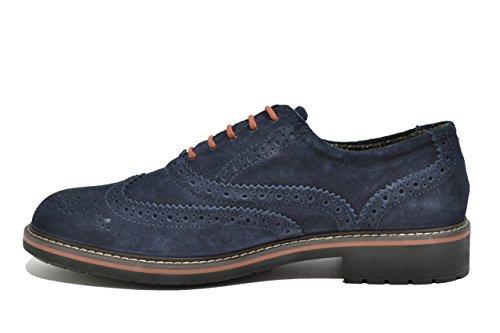 Igi&co Francesine scarpe uomo blu 86810