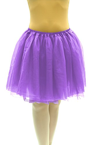 Dancina Tutu Adult XL XXL Classic 5k 10k Fun Color Run Mardi Gras Pettiskirt Plus Size 19