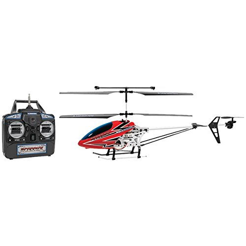 World Tech Toys 3.5CH Gyro Sparrow Remote Control Helicopter