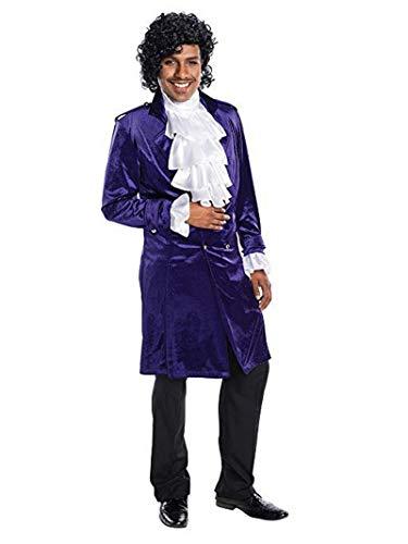 Charades The Purple Artist Adult Costume, Medium/Large