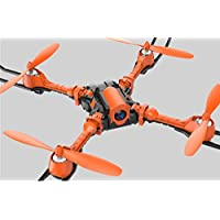 Bangcool Mini FPV Drone with Camera RTF 4 Channel 2.4GHz 6-Gyro Headless System Qrange(Upgraded with Altitude Hold Function)