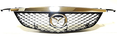 Front Radiator Grille OEM Genuine: