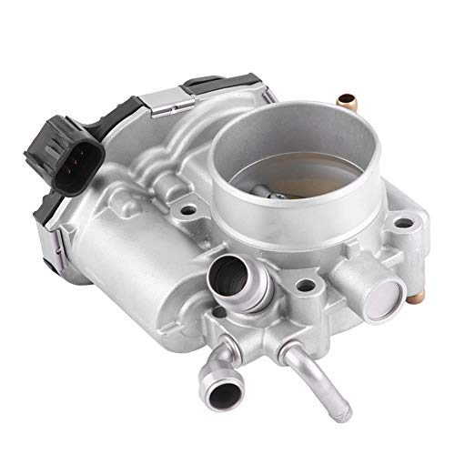 Throttle Body, Throttle Body Assembly G3 55577375: